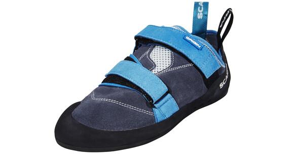 Scarpa Origin klimschoenen Heren grijs/blauw
